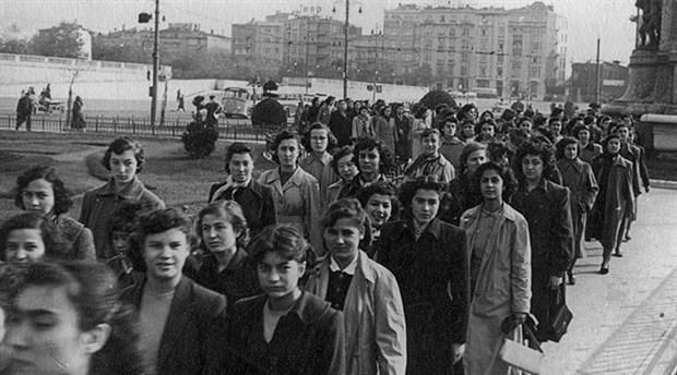 Kadınların seçme ve seçilme hakkını kazanmasının 85. yılı