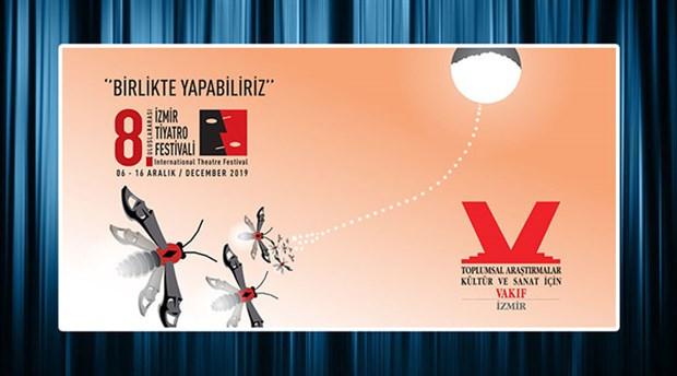 TAKSAV 8. Uluslararası İzmir Tiyatro Festivali yarın başlıyor
