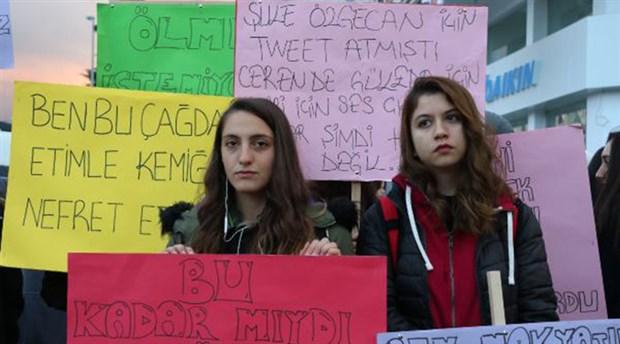 Ceren Özdemir için Ordu'da yürüyüş: Unutmayacağız!