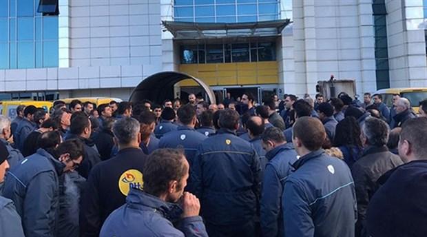 Haber Sen'den PTT çalışanlarına destek
