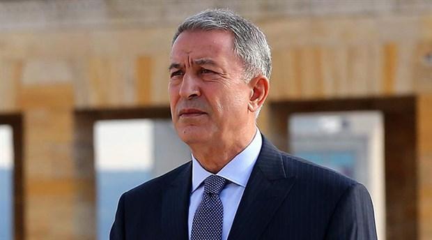 Mili Savunma Bakanı Akar: Terörle mücadelede yalnız bırakıldık