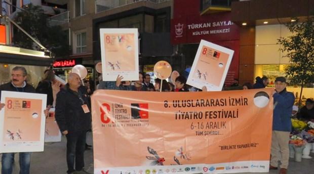 TAKSAV 8. Uluslararası İzmir Tiyatro Festivali başladı