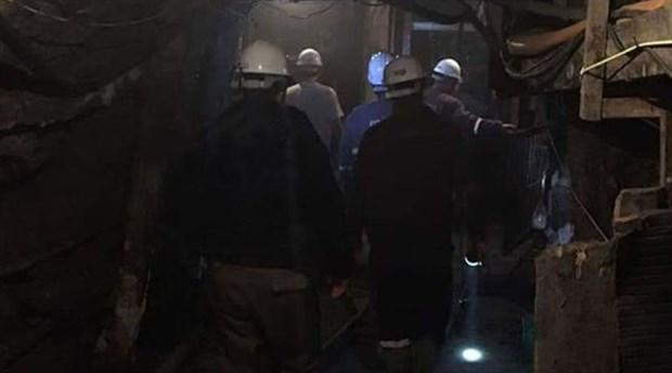 Asansör boşluğuna düşen işçi yaşamını yitirdi