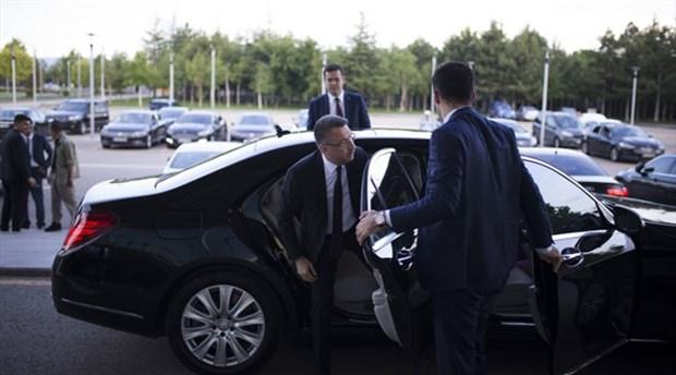 Erdoğan'ın yardımcıları geçiş üstünlüğü kazandı