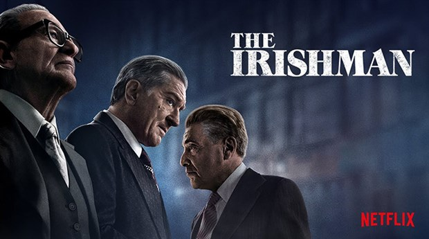The Irishman'i izleyenlerin yalnızca %18'i filmi bitirebildi