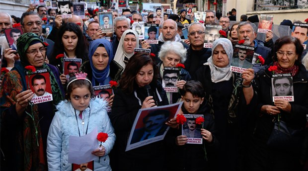 Cumartesi Anneleri Hüseyin Taşkaya'yı sordu: Hukuk devleti istiyoruz