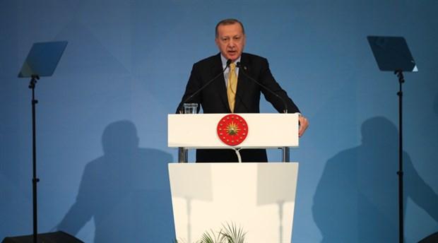 Erdoğan: Müslümanlar zekatı verecek olsa İslam ülkelerinde fakir kalmaz