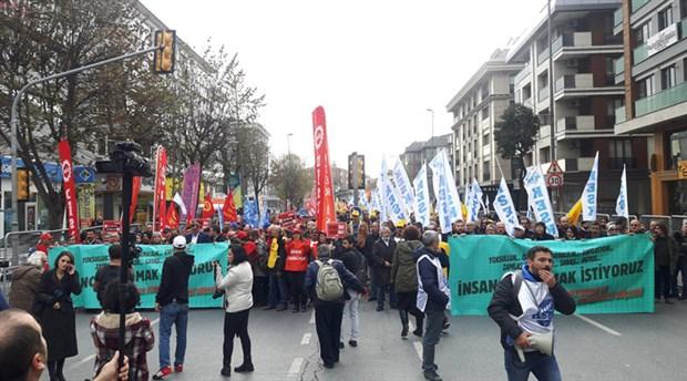 Binlerce yurttaş Bakırköy'den seslendi: İnsanca yaşamak istiyoruz!