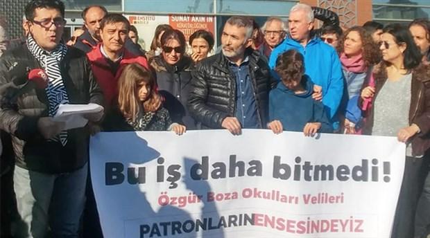 Özgür Boza velileri MEB'e çağrı yaptı: Çocuklar paralı okullara mahkûm edilmesin