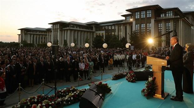 Yazlık, kışlık ve uçan saraylar yetmedi: Erdoğan'a yüzen saray!
