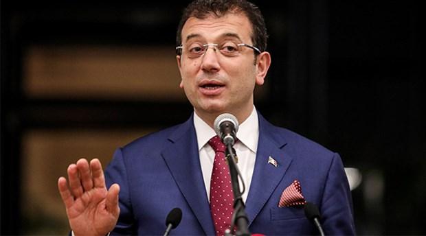 Ekrem İmamoğlu'ndan 'Kanal İstanbul' açıklaması