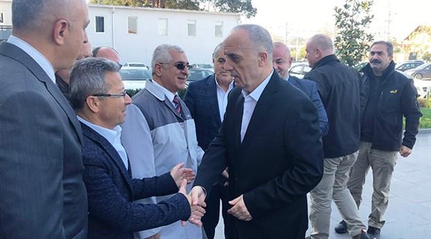 Türk-İş Başkanı Atalay: Asgari ücret 2 bin 578 liranın altında olursa 'bize getirmeyin' dedim
