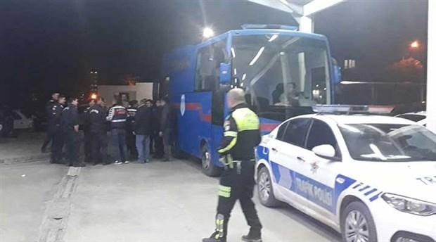 Adana'da 15 hükümlü gıda zehirlenmesi şüphesiyle hastaneye kaldırıldı