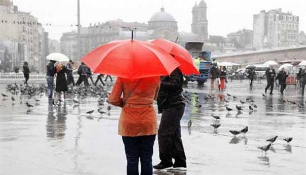 Meteoroloji'den şiddetli rüzgar ve yağış uyarısı