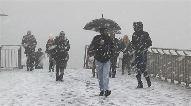 Aralık'ta İstanbul'a kar yağma ihtimali düşük