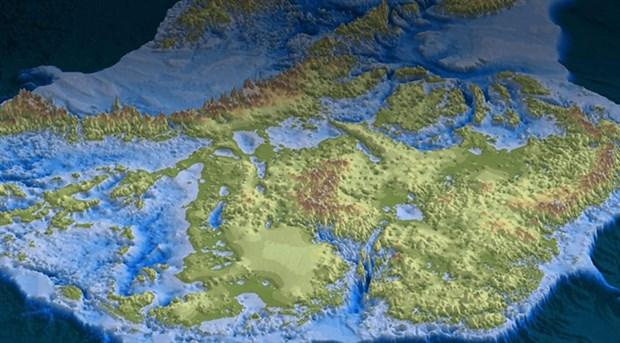 Dünya'daki tüm kıtaların en derin noktası keşfedildi