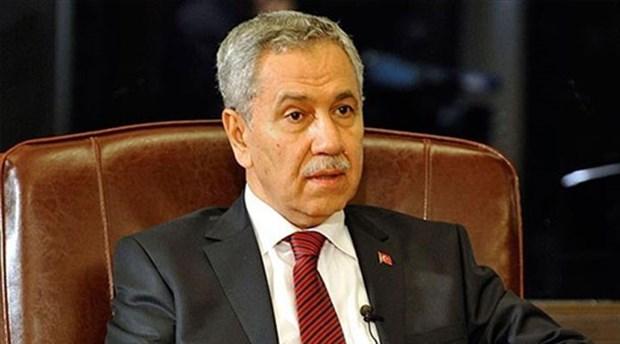 Bülent Arınç'tan 'Gelecek Partisi' açıklaması