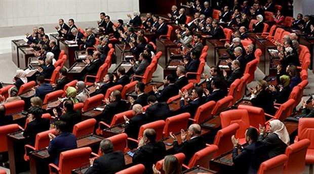 Meclis'te FETÖ tartışması