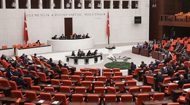 'Güvenlik ve Askeri İşbirliği Anlaşması' Meclis'e sunuldu