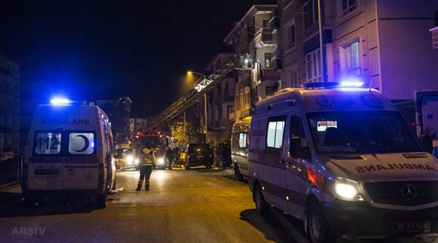 Giresun'da gaz patlaması: 4 yaralı