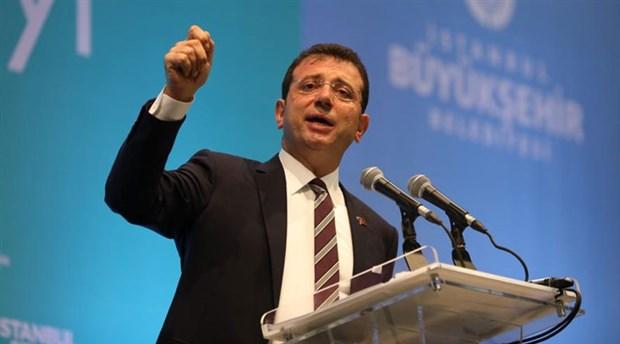 İmamoğlu'ndan Kanal İstanbul açıklaması: Mülk hareketlerini araştırıyoruz