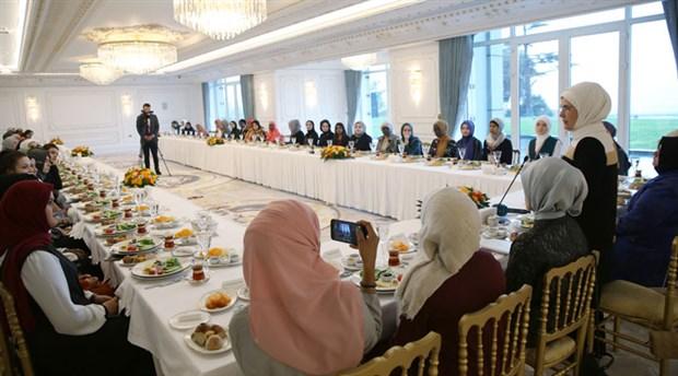 Emine Erdoğan ve kızları da katıldı: 50 kişilik programa 1 milyon 163 bin TL!