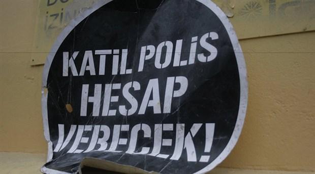 'Katil polis hesap verecek' sloganı beraat etti