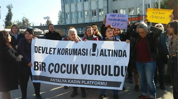 Antalya Kadın Platformu: Her geçen gün çocuklarımız ölüyor