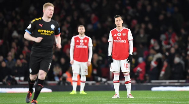Arsenal sıkıntısı