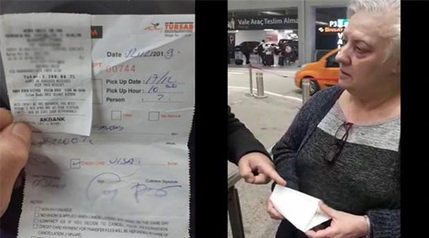 İstanbul Havalimanı'nda acenta skandalı: Turistleri 'taksi' diye dolandırdılar