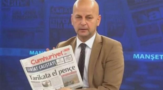 Akit TV Cumhuriyet'i hedef gösterdi: Toplanıp el bombası atalım