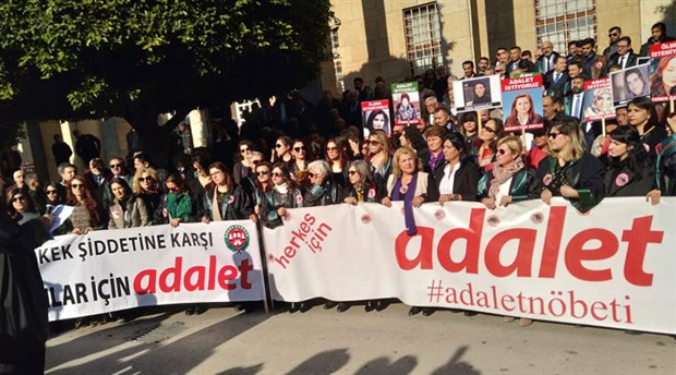 'Kadına yönelik şiddetin sonlandırılması için mücadelemiz sürecek'