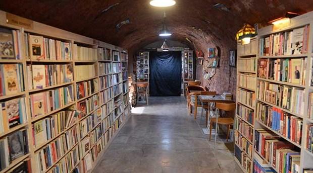 Çöpten çıkan kütüphane