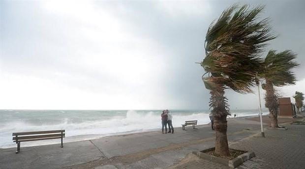 Meteoroloji'den sel ve fırtına uyarısı