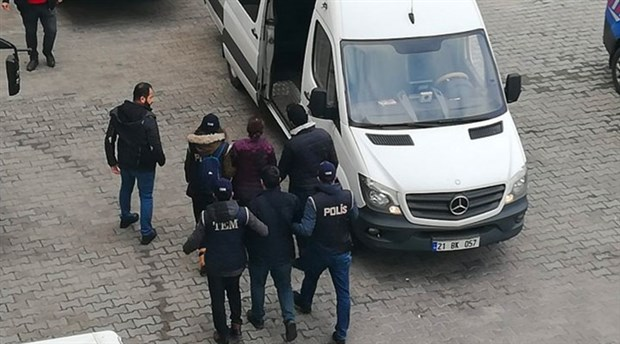 Sur Belediye Eşbaşkanları tutuklandı