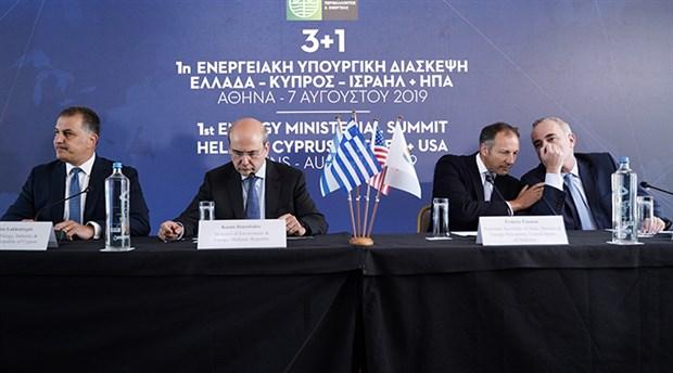Yunanistan, Kıbrıs ve İsrail Eastmed boru hattı için 2 Ocak'ta imzayı atıyor
