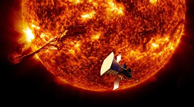 Parker keşif uydusu, Venüs'ten ikinci kez geçti