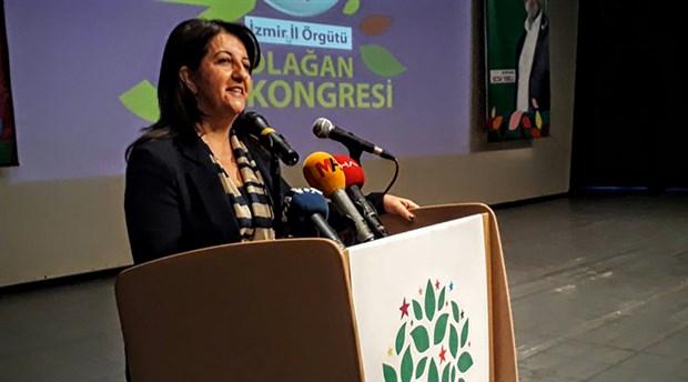 HDP İzmir 3'üncü kongresi yapıldı