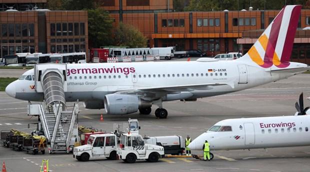 Almanya hava yolu şirketlerinden grev kararı: 180 uçuş iptal edildi
