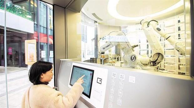 Huawei ilk insansız mağazasını açtı