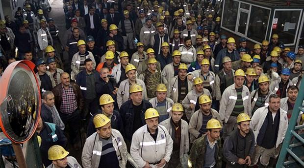 327 madencinin 21 milyon TL borcu var: Madenciler borç batağında