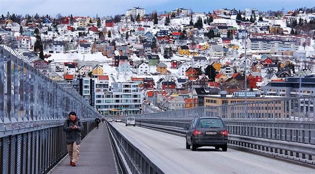 Norveç'te en sıcak kış
