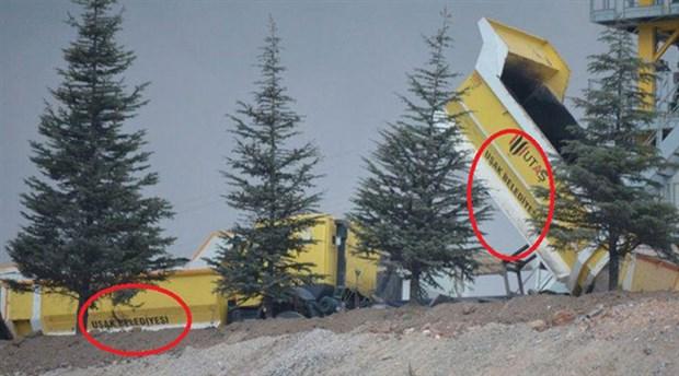 AKP'li belediye, resmi araçları özel işlerde kullanmış
