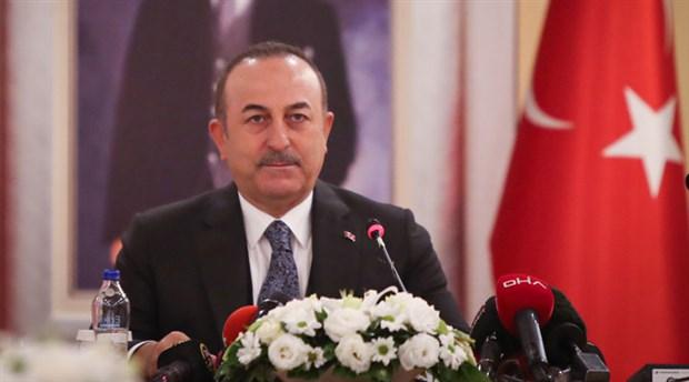 Çavuşoğlu: Hafter'in açıklamalarının önemi yok