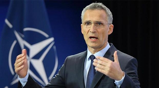 NATO Genel Sekreteri Stoltenberg'den İran açıklaması