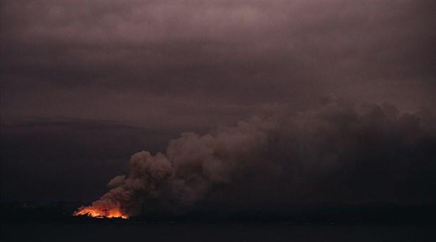 Avustralya'daki yangınların dumanı Brezilya'ya ulaştı
