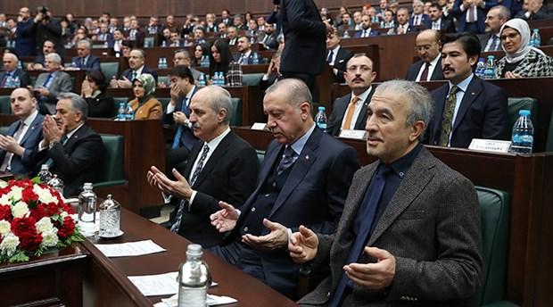 Erdoğan'dan AKP'li vekillere umre tepkisi