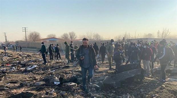 İran'dan 'yolcu uçağı füzeyle düşürüldü' iddiasına açıklama