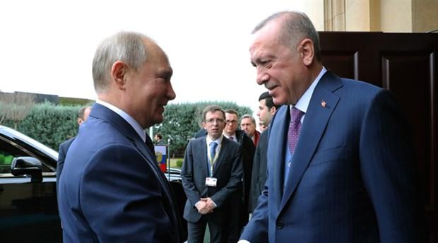 Putin ve Erdoğan'dan Libya'da ateşkes çağrısı!