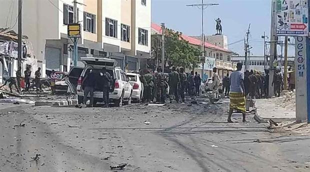 Somali'de bombalı saldırı: 3 ölü